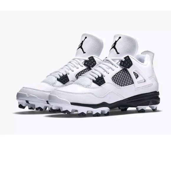 the best attitude e0c00 92f2d Jordan Other - NIKE AIR JORDAN RETRO IV 4 MCS BASEBALL Cleats